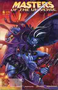 """Yesterday's"" Comic> Masters Of The Universe v3 #5"