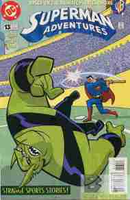 """Yesterday's"" Comic> Superman Adventures #13"
