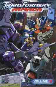 Free Comic Inside: Transformers Armada vol. 3