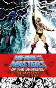 He-Man Newspaper Comics: The Time Of Disasters