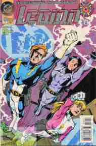 """Yesterday's"" Comic> Legion Of Super-Heroes #0"