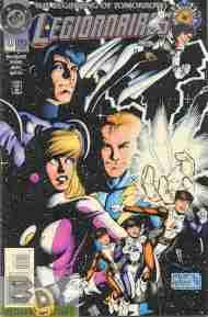 """Yesterday's"" Comic> Legionnaires#0"