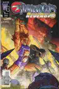 """""""Yesterday's"""" Comic> Thundercats: Hammerhand's Revenge#1"""