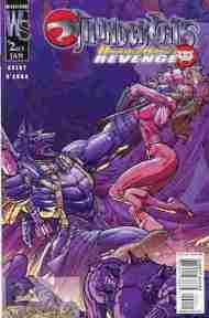 """""""Yesterday's"""" Comic> Thundercats: Hammerhand's Revenge#2"""