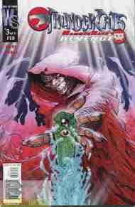 """""""Yesterday's"""" Comic> Thundercats: Hammerhand's Revenge#3"""