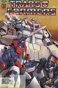 """Yesterday's"" Comic> Transformers #0 (IDW)"