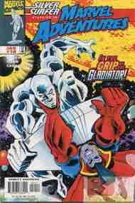"""""""Yesterday's"""" Comic> Marvel Adventures#10"""