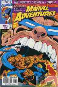 """Yesterday's"" Comic> Marvel Adventures #9"