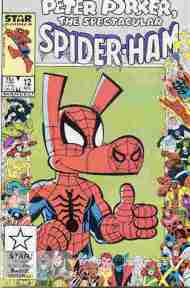 """Yesterday's"" Comic> Peter Porker: The Spectacular Spider-Ham #12"