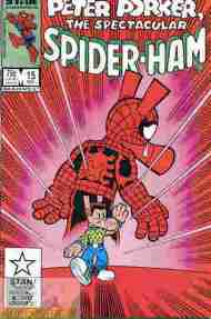 """""""Yesterday's"""" Comic> Peter Porker, The Spectacular Spider-Ham#15"""
