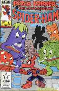 """Yesterday's"" Comic> Peter Porker, The Spectacular Spider-Ham #6"