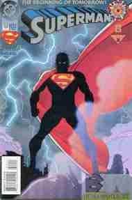 """Yesterday's"" Comic> Superman #0"