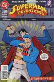 """""""Yesterday's"""" Comic> Superman Adventures#15"""