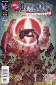 """""""Yesterday's"""" Comic> Thundercats: Hammerhand's Revenge#4"""