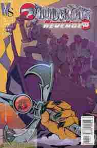 """""""Yesterday's"""" Comic> Thundercats: Hammerhand's Revenge#5"""