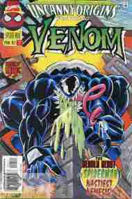 """Yesterday's"" Comic> Uncanny Origins #7"