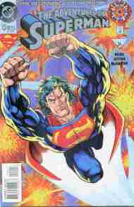 """Yesterday's"" Comic> Adventures Of Superman #0"