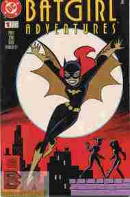 """Yesterday's"" Comic> Batgirl Adventures"
