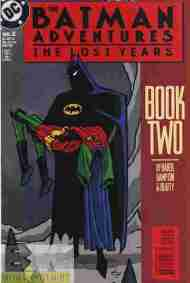 """Yesterday's"" Comic> The Batman Adventures: The Lost Years #2"