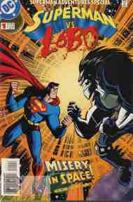 """Yesterday's"" Comic> Superman Adventures Special #1"
