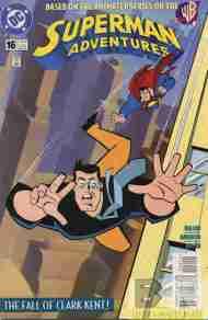 """""""Yesterday's"""" Comic> Superman Adventures#16"""