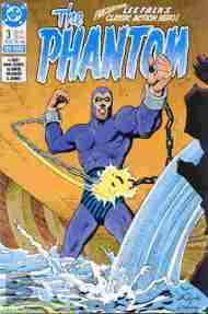 """Yesterday's"" Comic> The Phantom #3 (DC-Miniseries)"