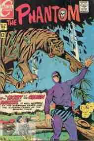 """Yesterday's"" Comic> The Phantom v2 #30(Charlton)"