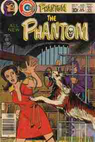 """Yesterday's"" Comic> The Phantom #72"
