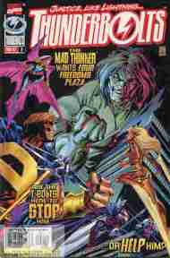 """Yesterday's"" Comic> Thunderbolts #2"