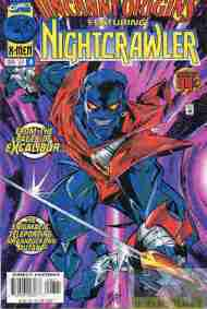 """Yesterday's"" Comic> Uncanny Origins #8"