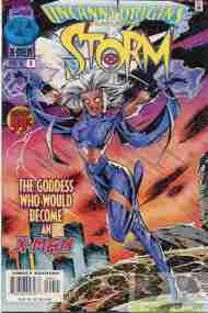 """""""Yesterday's"""" Comic> Uncanny Origins#9"""