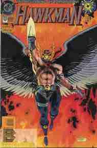 """Yesterday's"" Comic> Hawkman#0"