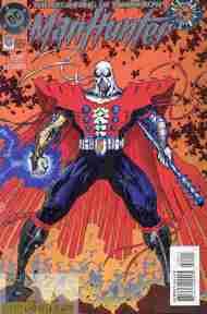 """""""Yesterday's"""" Comic> Manhunter#0"""