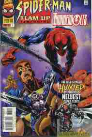 """Yesterday's"" Comic> Spider-Man Team-Up #7"