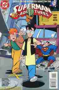 """""""Yesterday's"""" Comic> Superman Adventures#17"""