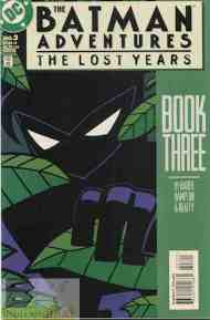 """Yesterday's"" Comic> The Batman Adventures: The Lost Years #3"