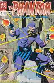 """Yesterday's"" Comic> The Phantom #2 (DC ongoing)"