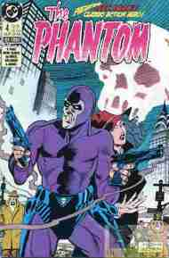 """Yesterday's"" Comic> The Phantom #4 (DC miniseries)"