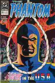 """Yesterday's"" Comic> The Phantom #4 (DC ongoing)"