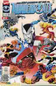 """Yesterday's"" Comic> Thunderbolts #3"