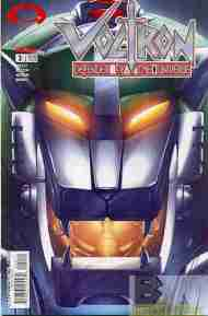 """Yesterday's"" Comic> Voltron: Defender Of The Universe #2 (Devils' Due)"