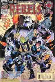"""""""Yesterday's"""" Comic> R.E.B.E.L.S.'94"""