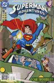 """""""Yesterday's"""" Comic> Superman Adventures#18"""