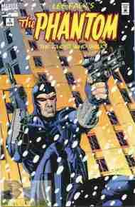 """Yesterday's"" Comic> The Phantom: The Ghost Who Walks #1 (Marvel)"
