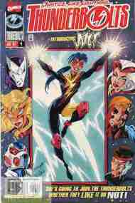 """Yesterday's"" Comic> Thunderbolts #4"