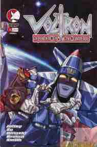 """Yesterday's"" Comic> Voltron vol. 2 #1 (Devil's Due)"