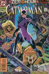 """Yesterday's"" Comic> Catwoman #14"