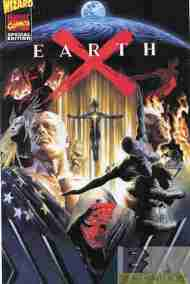 """Yesterday's"" ""Comic""> Earth X preview"