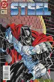 """Yesterday's"" Comic> Steel#9"