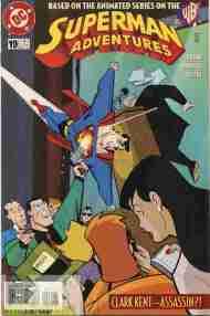 """""""Yesterday's"""" Comic> Superman Adventures#19"""